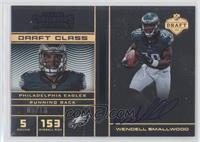 Wendell Smallwood /16