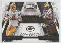 Aaron Rodgers, Randall Cobb #8/199