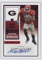 College Ticket - Malcolm Mitchell