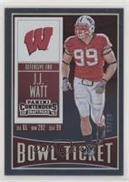 J.J. Watt #/99