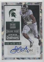 College Ticket - Shilique Calhoun #/23
