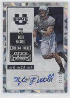 College Ticket - Kyler Fackrell /23