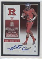 College Ticket - Leonte Carroo (Base) /15