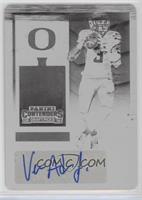 College Ticket - Vernon Adams Jr. #/1