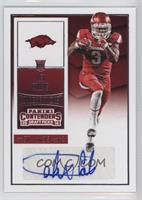 College Ticket - Alex Collins (Base)