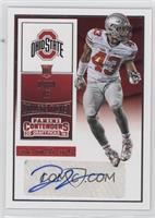 College Ticket - Darron Lee