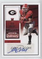 College Ticket - Keith Marshall
