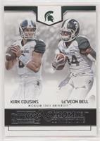 Le'Veon Bell, Kirk Cousins