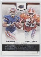 Emmitt Smith, Tim Tebow