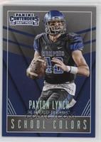 Paxton Lynch