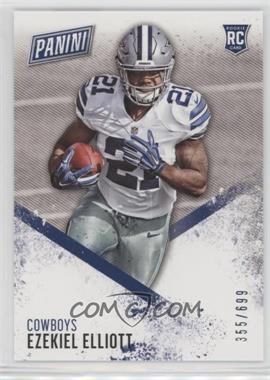 2016 Panini Day - [Base] #51 - Ezekiel Elliott /699