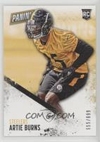 Artie Burns #/699