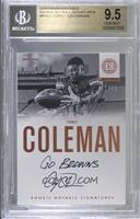 Corey Coleman [BGS9.5GEMMINT] #/49