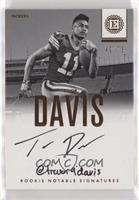 Trevor Davis #/75