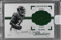 Legends - Ed Reed [Uncirculated] #/5