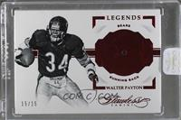 Legends - Walter Payton /15 [Uncirculated]