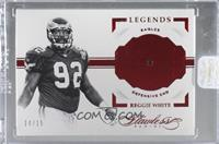 Legends - Reggie White [Uncirculated] #/15