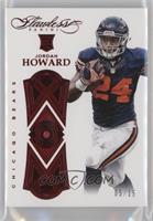 Rookies - Jordan Howard #/15