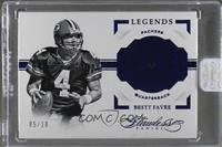 Legends - Brett Favre /10 [Uncirculated]