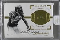 Legends - LaDainian Tomlinson [Uncirculated] #/20