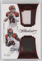 A.J. Green, Andy Dalton #/10