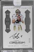 Drew Brees /10 [ENCASED]