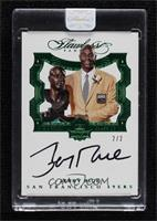 Jerry Rice [Uncirculated] #/2