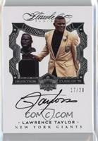 Lawrence Taylor #/20