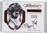 Ronnie Lott /5
