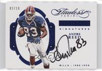 Andre Reed /10