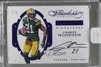 Charles Woodson /2 [Uncirculated]