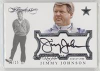 Jimmy Johnson /15