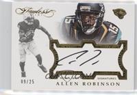 Allen Robinson /25