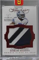 Ezekiel Elliott [Uncirculated] #/1