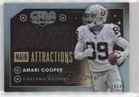 Amari Cooper #/49