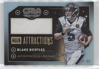 Blake Bortles #/49