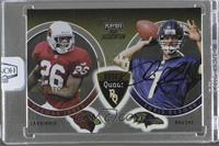 Thomas Jones, Chris Redman, Chad Pennington, Ron Dayne /99 [ENCASED]