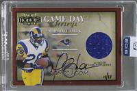 Marshall Faulk (2001 Playoff Honors) [Buy Back] #/11
