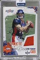 Tim Tebow /10 [ENCASED]