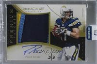 Philip Rivers /3 [Buy Back]