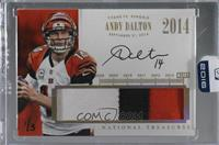 Andy Dalton [Buy Back] #/3