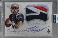 Jimmy Garoppolo (2014 Panini National Treasures) /3 [Buy Back]