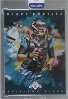 Blake Bortles (2015 Gridiron Kings) [Buy Back] #/5