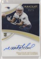 Rookie Autographs - Malcolm Mitchell /25