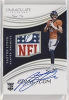 Rookie Patch Autographs - Paxton Lynch #/1