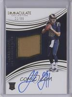 Rookie Patch Autographs - Jared Goff #21/99