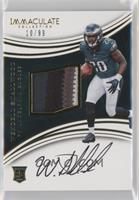 Rookie Patch Autographs - Wendell Smallwood /99