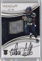 Rookie Patch Autographs - Alex Collins /99