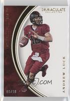 Andrew Luck [Noted] #/99