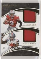 Devin Smith, Michael Thomas #/99